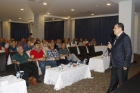 BILGE AKTAŞ - Akdeniz Belediyesi'nde Stratejik Plan Semineri