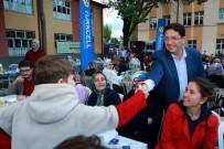 Aksaray Belediyesi 5 Bin Kişiye İftar Yemeği Verdi