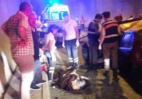 Artvin'de Trafik Kazası Açıklaması 2 Ölü, 1 Yaralı