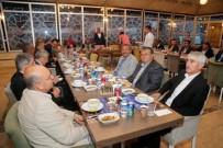 ŞENOL ESMER - Başkan Duruay, Belediye Meclisi Üyeleriyle İftar Sofrasında Buluştu