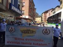 MURAT YıLDıZ - Bitlis'te Çevre Temizliği