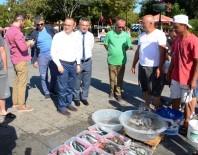 ÇANAKKALE BOĞAZı - Çanakkale Balık İhracatında Önemli Noktada