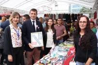 SELAMI ABBAN - Çerkezköy Kültür Sanat Kursları Yılsonu Sergisi