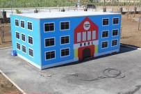 TRAFİK EĞİTİM PARKI - Cihanbeyli'ye Yeni Bir Proje Daha