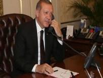 Erdoğan'dan diplomasi trafiği!