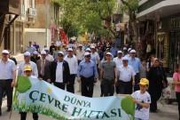 ŞÜKRÜ KARABACAK - Darıca, Dünya Çevre Haftasında Yürüdü