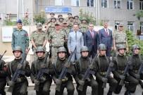 KAYYUM - Diyarbakır'da Güvenlik Toplantısı Lice'de Yapıldı