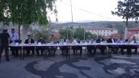 CEZAEVİ MÜDÜRÜ - Doğanşehir Açık Ceza Evinde İftar Verildi