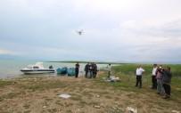 ELEKTRİK AKIMI - Elektroşoklu Avcılar Dronlu Takiple Suçüstü Yakalandı