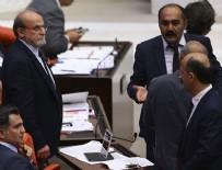 MECLIS GENEL KURULU - Ertuğrul Kürkçü Meclis'te olay çıkardı