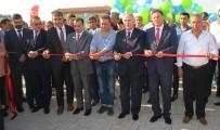 SU ARITMA TESİSİ - Erzin Atık Su Arıtma Tesisi Törenle Açıldı