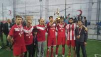 Halı Saha Turnuvasının Şampiyonu Eşmepınarspor