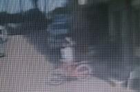 FUZULİ - Hırsız Bisikleti Çalarken, Güvenlik Kameralarına El Salladı
