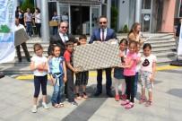 AKILLI TAHTA - İzmit'in En Çevreci Okulları Ödüllendirildi