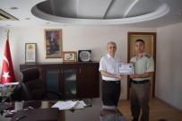 JANDARMA ASTSUBAY - Jandarma Personeline Başarı Belgesi