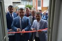 TERÖRE LANET - Kargı Ülkü Ocakları Binası Açıldı
