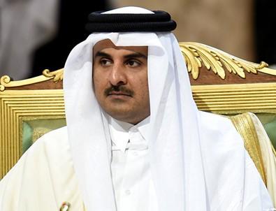 Katar'dan uzlaşma mesajı