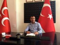 MEHMET YıLDıRıM - Kilis'te MHP Merkez İlçe Başkanlığına Demir Atandı