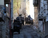 UÇAKSAVAR - Lice'nin 18 Köyünde Sokağa Çıkma Yasağı İlan Edildi