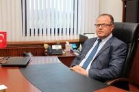 SİYASAL BİLGİLER FAKÜLTESİ - Marmarabirlik Yeni Genel Müdürü İsmail Acar Oldu