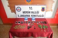 KARGıPıNARı - Mersin'deki Uyuşturucu Operasyonuna 8 Tutuklama