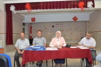 ATATÜRK İLKOKULU - Mesleki Ve Teknik Eğitim Değerlendirme Toplantısı Yapıldı