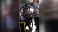 Metrobüste Şoföre Silah Çekti