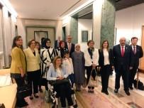 PLAN VE BÜTÇE KOMİSYONU - Milletvekili Açıkkapı, İspanya'da Çalışmalara Katıldı