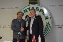 OSMANLISPOR - Mustafa Reşit Akçay imzayı attı