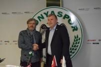 OSMANLISPOR - Mustafa Reşit Akçay Konyaspor'da