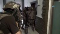 POLİS KAMERASI - Organize Suç Örgütüne Operasyon Polis Kamerasında
