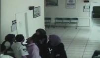 GENÇ DOKTOR - Bayan Doktora Yumruk Atıp Makasla Saldıran Zanlı Tutuklandı