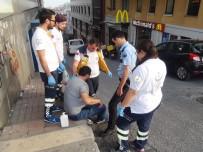 HAMIDIYE - Taksim Meydan'ında 'Bonzai' Kullanan Genç Yığılıp Kaldı