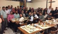 TİYATRO OYUNCUSU - Payitaht Oyuncu Kadrosu Ve Dizinin Severleri İftar Yemeğinde Buluştu