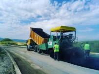 HAVA MUHALEFETİ - Safranbolu'da Asfalt Çalışmaları