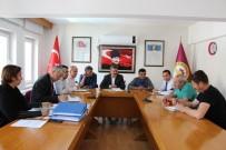 DIKILITAŞ - Seydişehir Eski Garaj Ve Konut Projesi İhalesi Yapıldı