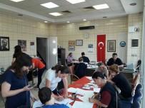 ANADOLU ATEŞI - Söke Belediyesi Yaz Okulu Kayıtlarına Yoğun İlgi