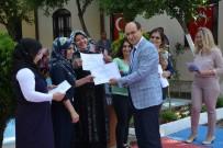 TAHSIN KURTBEYOĞLU - Söke Halk Eğitim Merkezinin Yıl Sonu Sergisi Beğeni Topladı