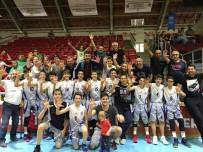 DARÜŞŞAFAKA DOĞUŞ - TREDAŞ Spor Türkiye Basketbol Alt Yapısına Damga Vurdu