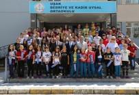 İZMIR DEVLET SENFONI ORKESTRASı - Uşak'ta Devlet Okulu Öğrencilerinden Uluslararası Başarı
