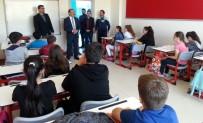NECİP FAZIL KISAKÜREK - Vali Yurtnaç, Çözüm Koleji Öğrencileriyle Bir Araya Geldi