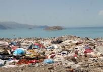 KİMYASAL MADDE - Van Gölü çöplüğe döndü