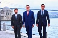 AKILLI TELEFON - Vodafone Türkiye Ceo'su Colman Deegan Açıklaması 'Türkiye'nin Dijitalleşmesine Liderlik Edeceğiz'