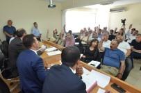 KALKINMA BAKANLIĞI - Yeşilyurt Belediye Meclisi Haziran Ayı Olağan Toplantılarına Başladı