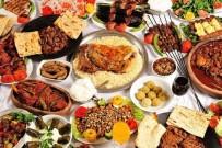 İÇLİ KÖFTE - Yöresel Yemekler Ramazan Sofralarına Lezzet Katıyor