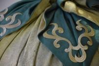 PADIŞAH - Yüzyıllık Saray Kumaşı Kursiyerlerin Şekil Alıyor