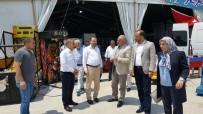 MUSTAFA YEL - 15 Temmuz Okulu'nun Beton Ve Tuğlaları AK Partili Milletvekillerinden