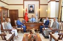 ALI ARSLANTAŞ - 2017 Yılında Erzincan Da 515 Araca Egzoz Denetimi Yapıldı