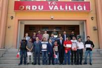 GÖÇ İDARESİ GENEL MÜDÜRLÜĞÜ - 40 Iraklı'ya Kuaförlük Kursu