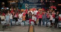 İFTAR ÇADIRI - '45 Karakterde En İyi Çevre Sloganı' Yarışmasının Ödülleri Verildi